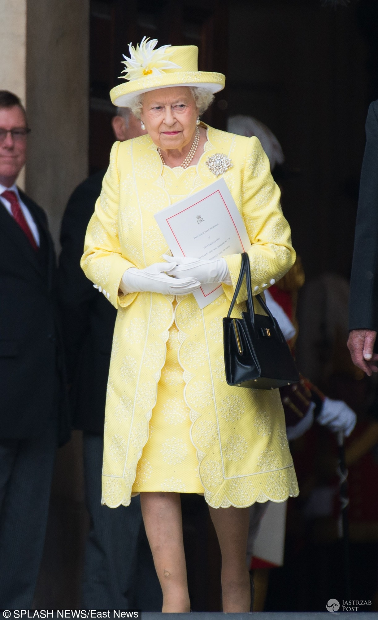 90. urodziny królowej Elżbiety II
