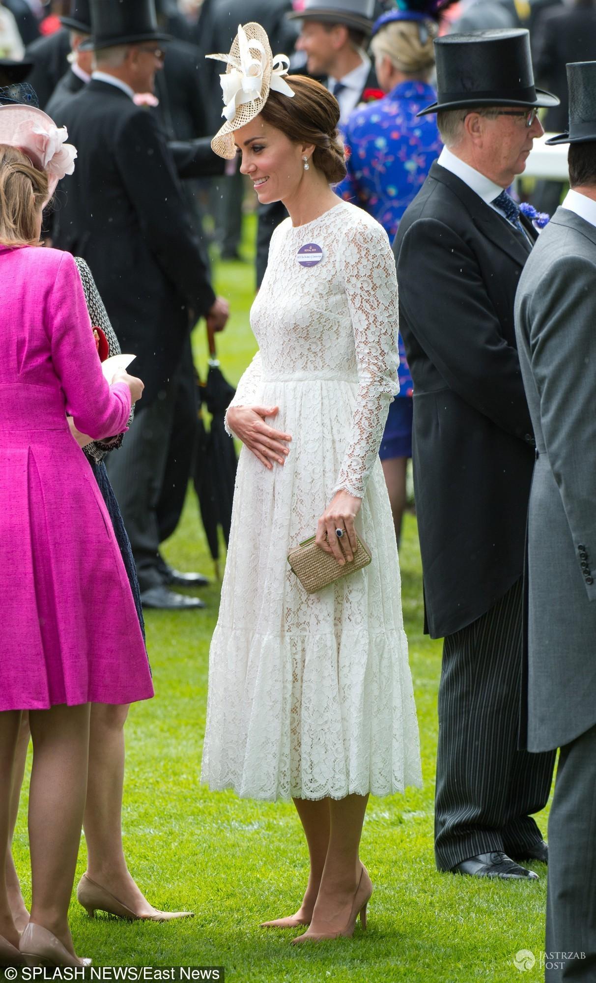 Księżna Kate jest w ciaży?