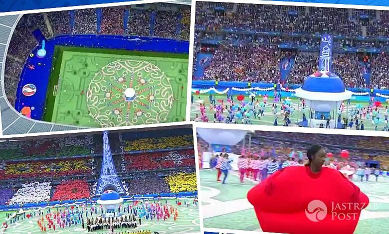 EURO 2016 ceremonia otwarcia EURO 2016