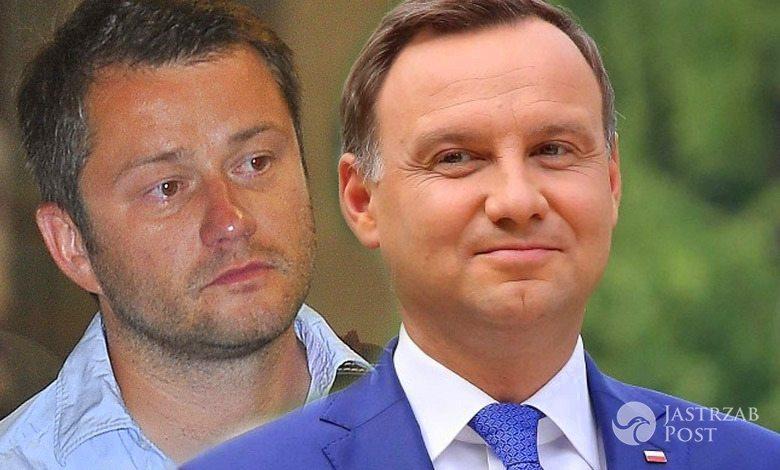 Jarosław Kuźniar pyta Andrzeja Dudę