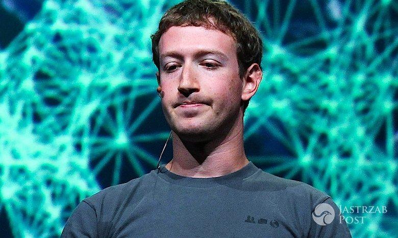 Mark Zuckerberg hasło do Facebooka