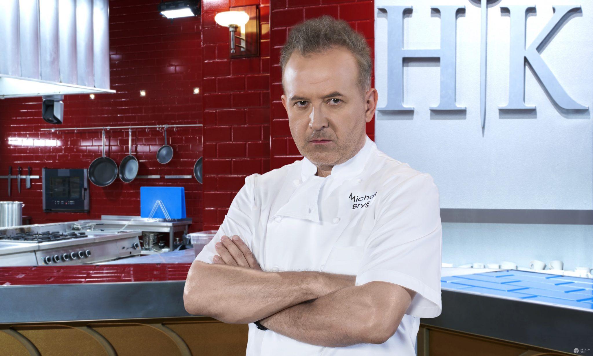 Michał Bryś poprowadzi Hell's Kitchen 6