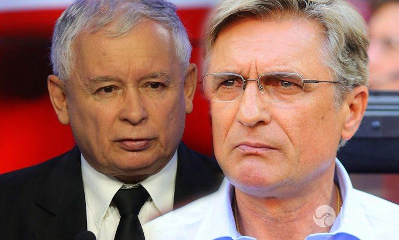 Jarosław Kaczyński doradza Adamowi Nawałce