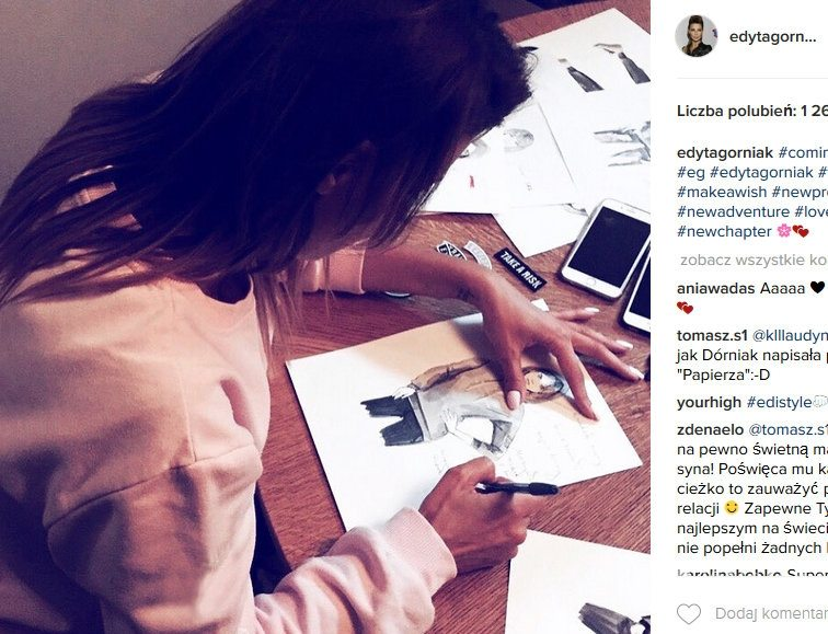 Edyta Górniak (fot. Instagram)