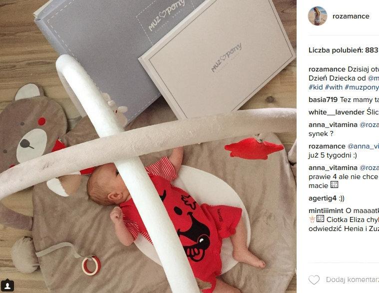 Rozalia Mancewicz (fot. Instagram)