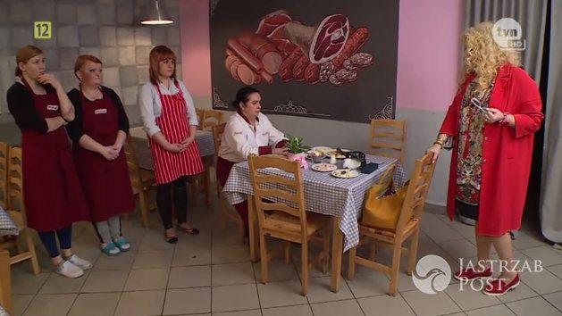 """W restauracji """"Wyszynk z szynką"""" właścicielka podawała przeterminowane mięso"""