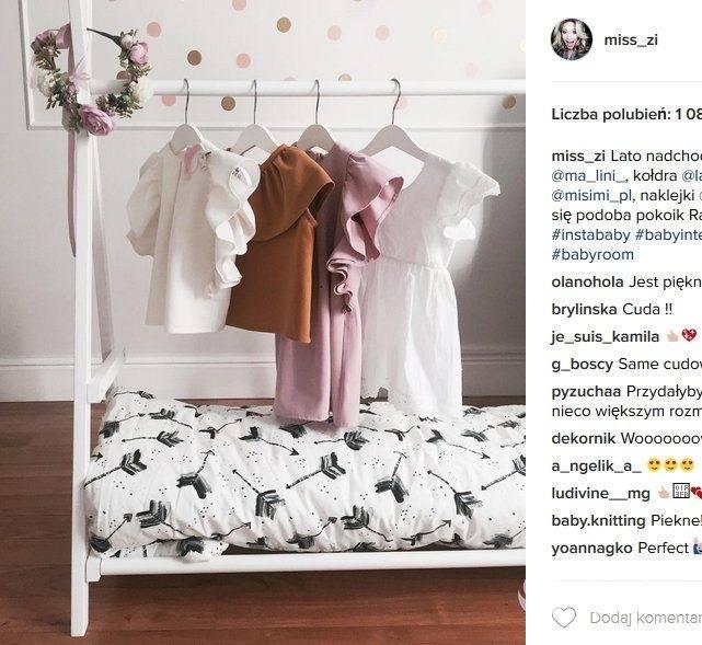 Zosia Ślotała (fot. Instagram)