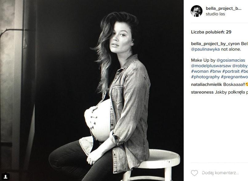 Paulina Wyka i Maciej Zakościelny zostaną rodzicami