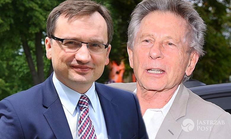 Zbigniew Ziobro chce kasacji wyroku Romana Polańskiego
