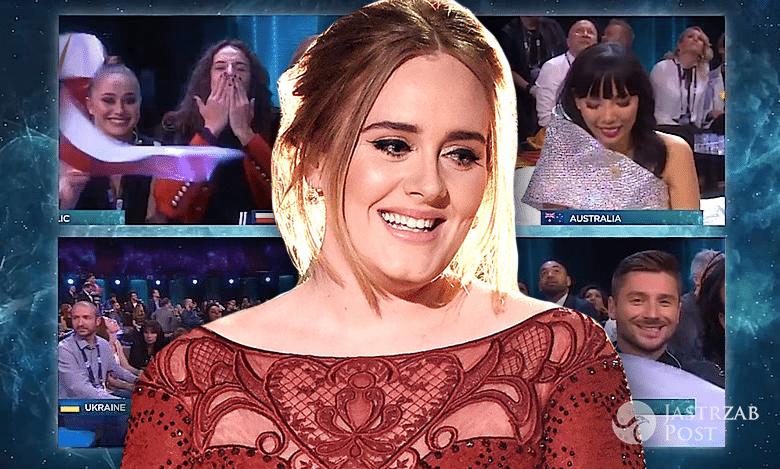 Adele o Eurowizji 2016