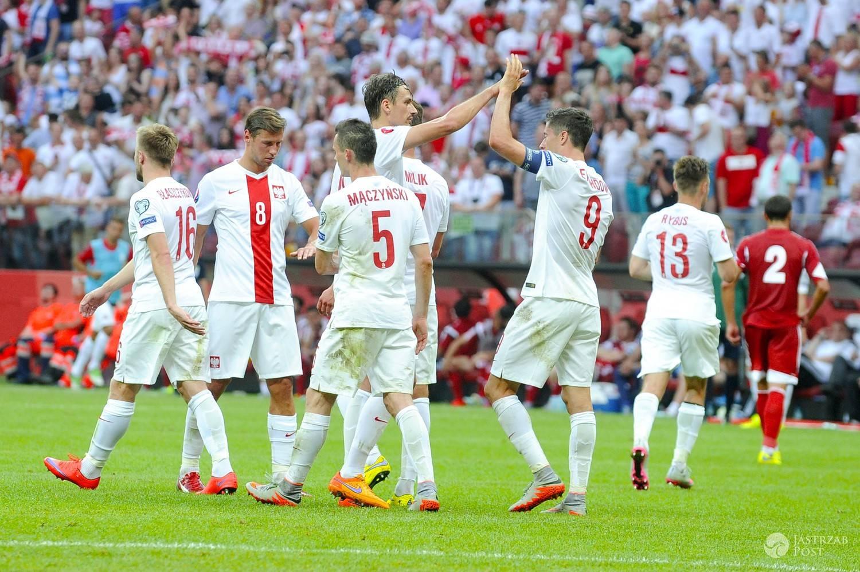 Kibic wbiegł na murawę w meczu Polska-Portugalia na EURO 2016