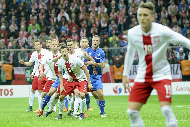 Reprezentacja Polski podczas meczu z Portugalią pojawi się w białych strojach