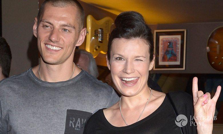 Kasia Kępka i Szymon Gaś na 45. urodzinach Hard Rock Cafe (fot. AKPA)