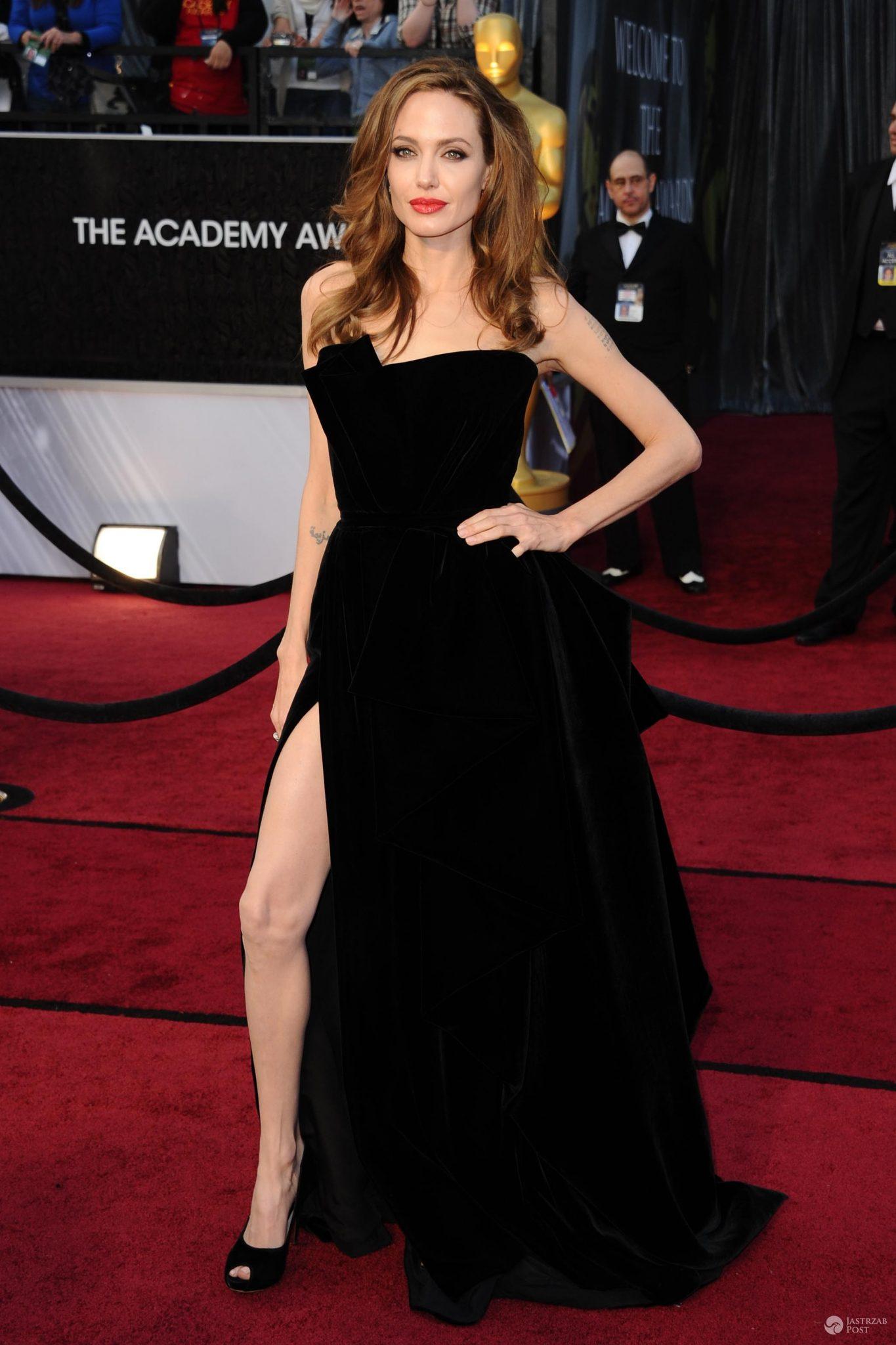 Waga Angeliny Jolie