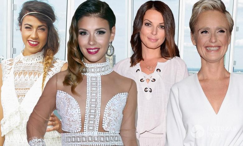 białe sukienki na lato 2016 w stylu gwiazd