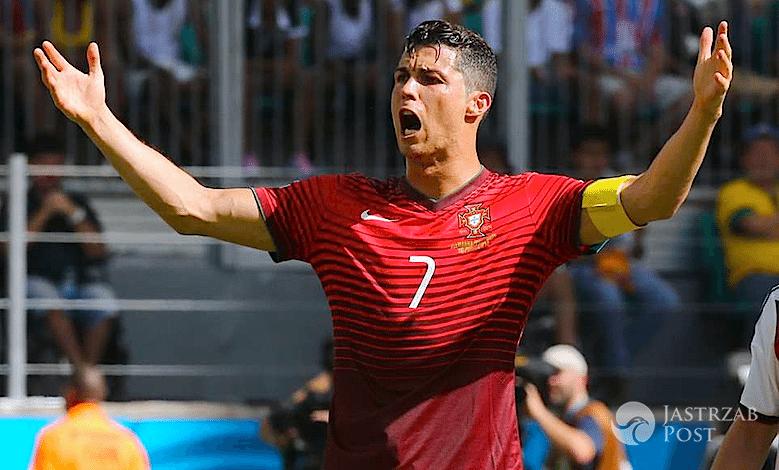 Cristiano Ronaldo atakuje Islandię po meczu