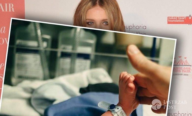 natalia vodianova urodziła piąte dziecko syna romana