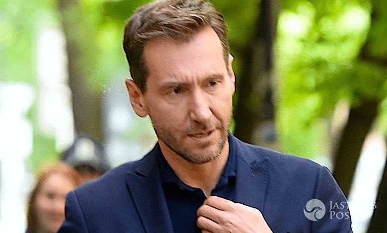 Piotr Kraśko zrobił awanturę w TVP