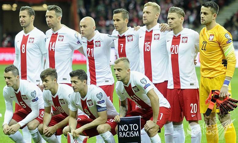 Reprezentacja Polski zajęła 6. miejsce w rankingu EURO 2016