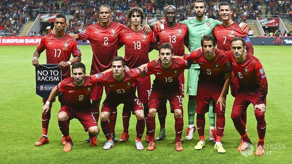 Portugalia ukarana przez UEFA