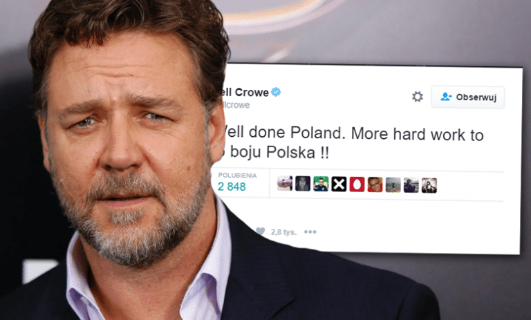 Russell Crowe o EURO 2016