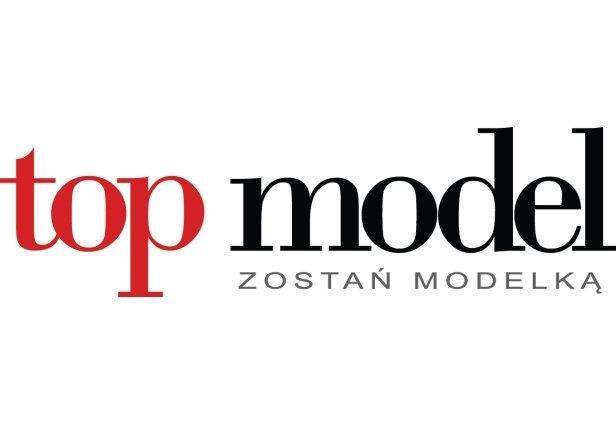 Pierwsze logo Top Model