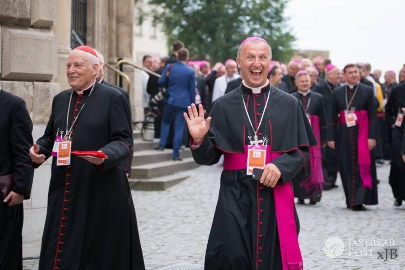 Biskup Marek Solarczyk na Światowych Dniach Młodzieży