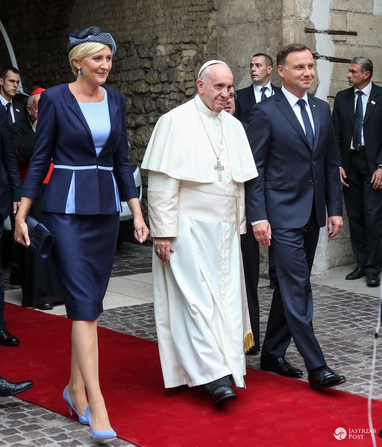 Papież Franciszek mówi po polsku wideo 2016 fot East News