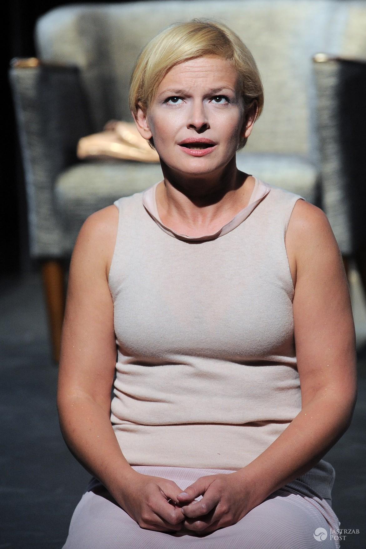 Dominika Ostałowska ma problemy z figurą