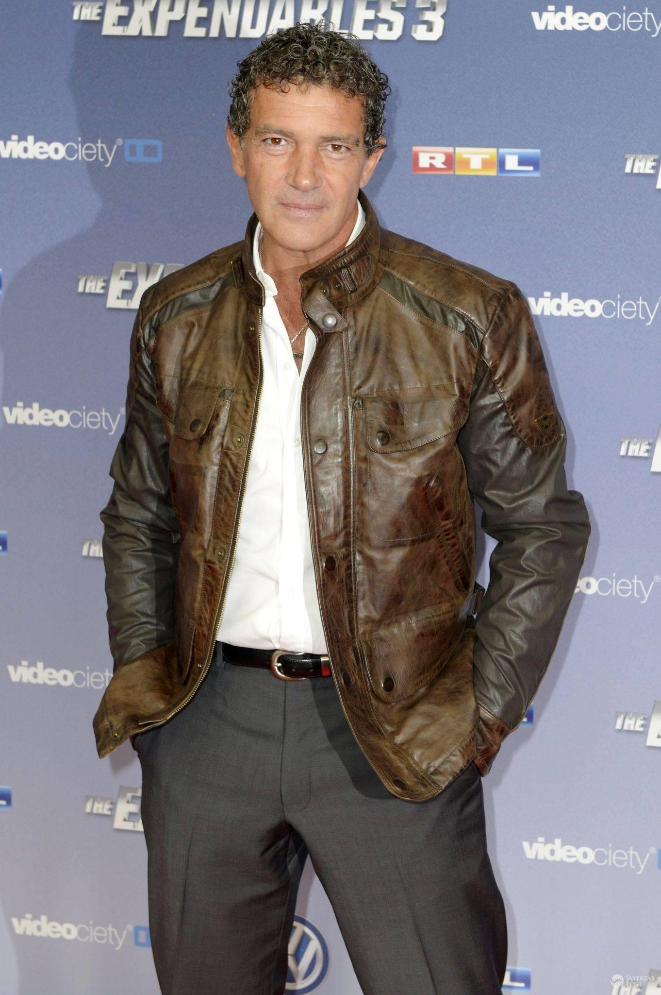 Antonio Banderas (fot. ONS)