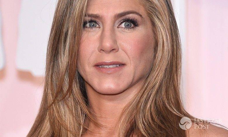 Jennifer Aniston nie jest ciąży