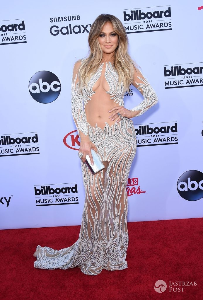 Jennifer Lopez, Billboard Music Awards 2015 (fot. ONS)