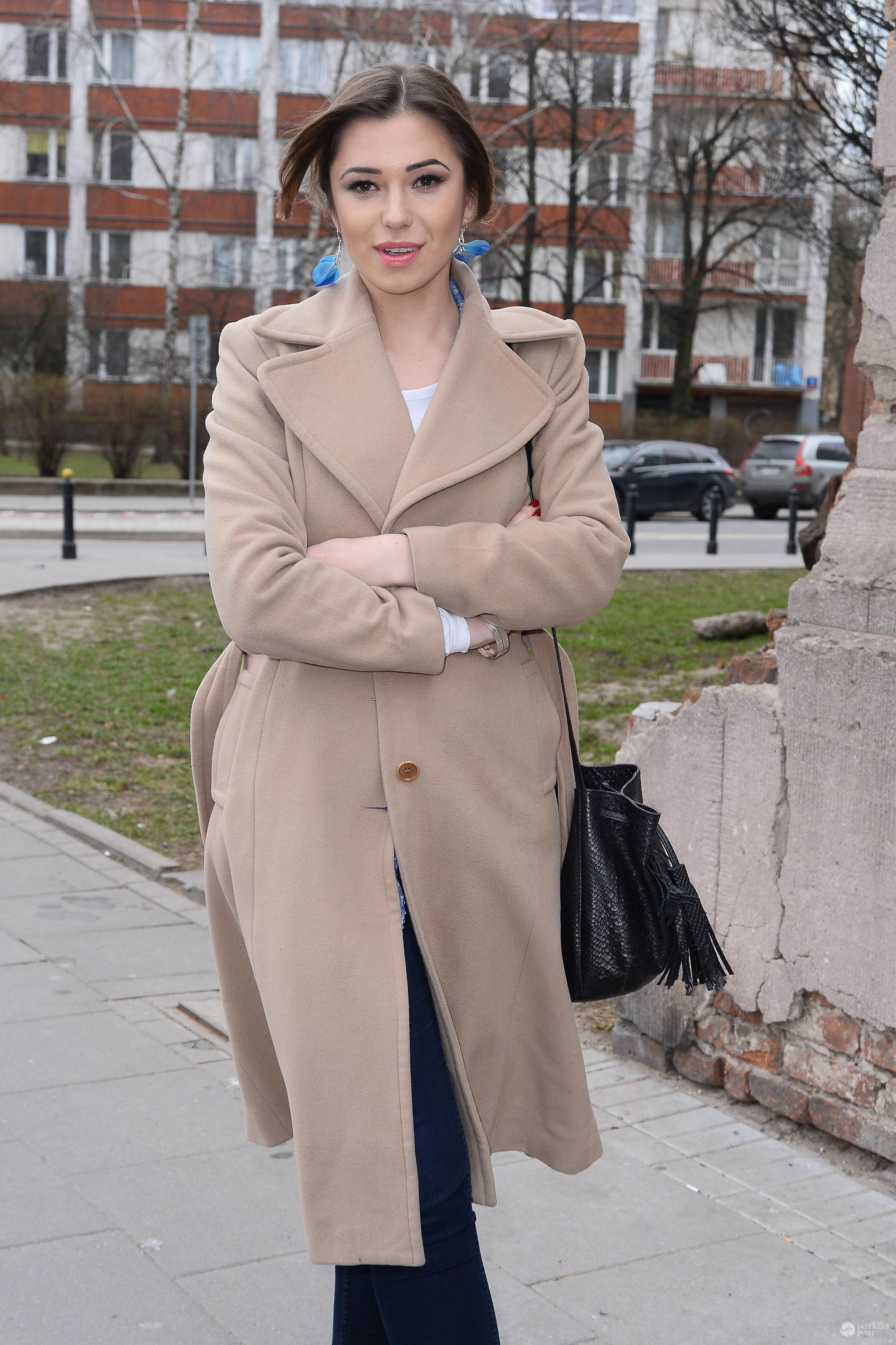 Agnieszka Wesołowska w ciąży