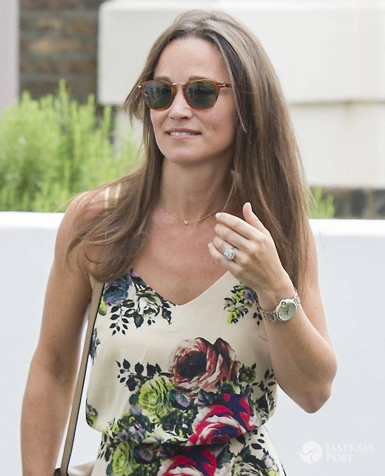 Pippa Middleton wychodzi za mąż (fot. ONS)