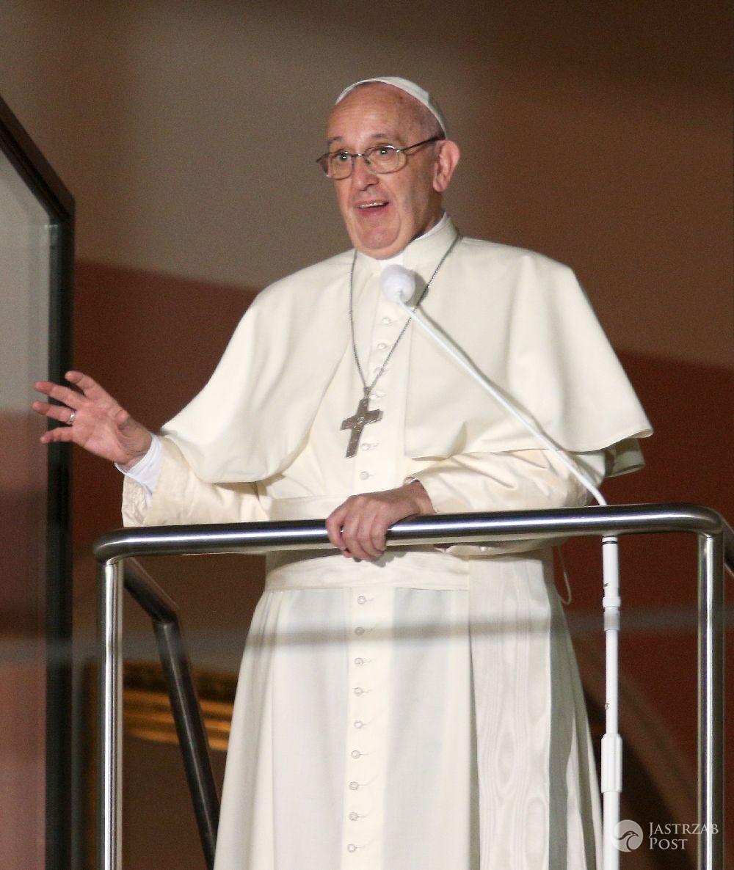 Papież Franciszek mówi po polsku