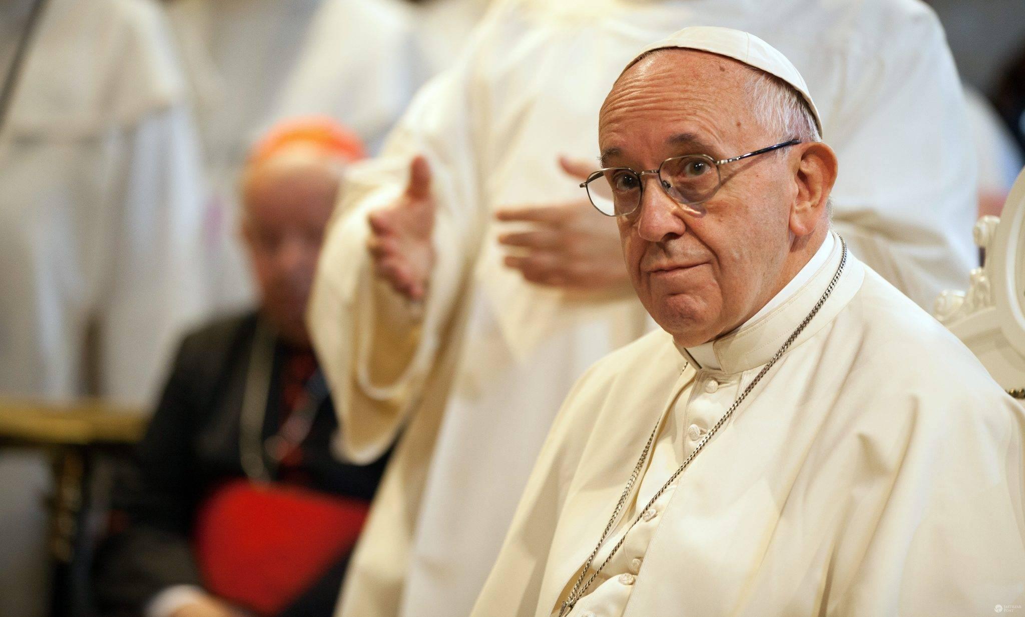 Papież Franciszek na Jasnej Gorze