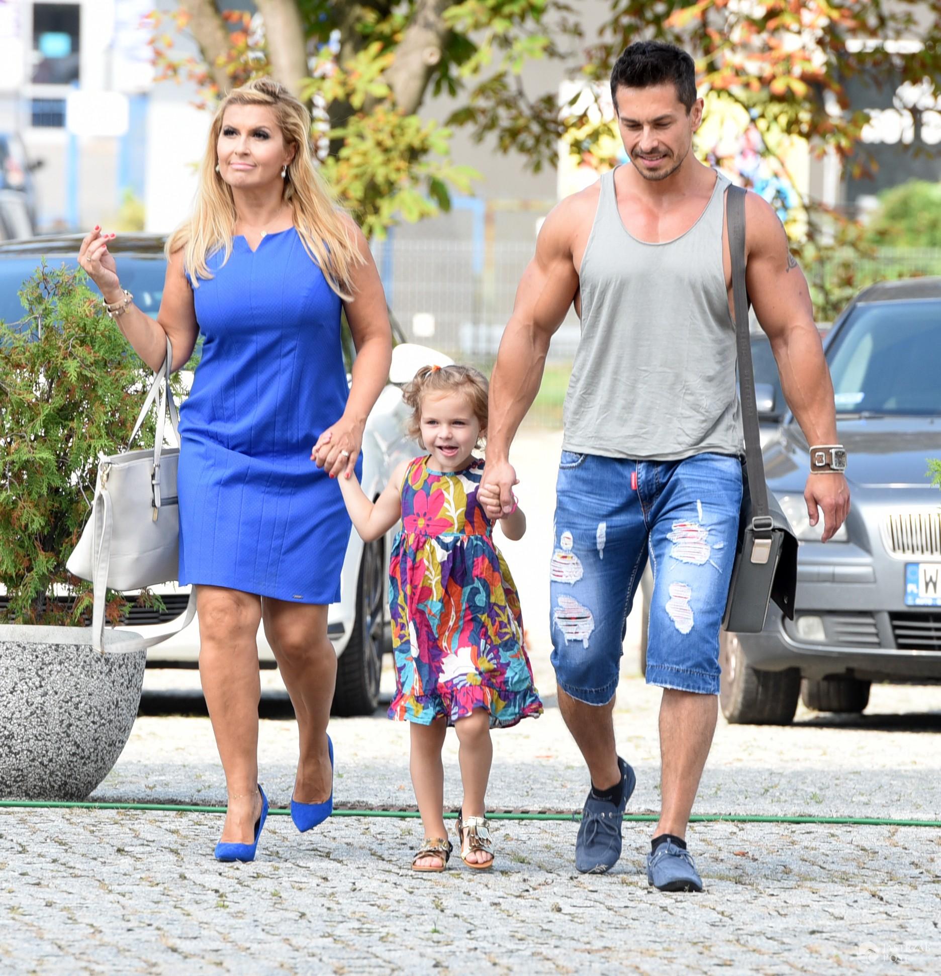 Katarzyna Skrzynecka i Marcin Łopucki wzięli ślub w Grecji