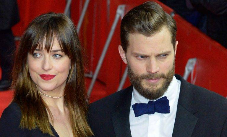 Dakota Johnson i Jamie Dornan kłócą się?