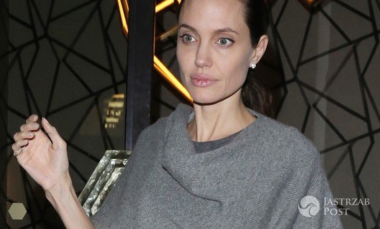 Angelina Jolie zaraziła się wirusem Zika? (fot. East News)