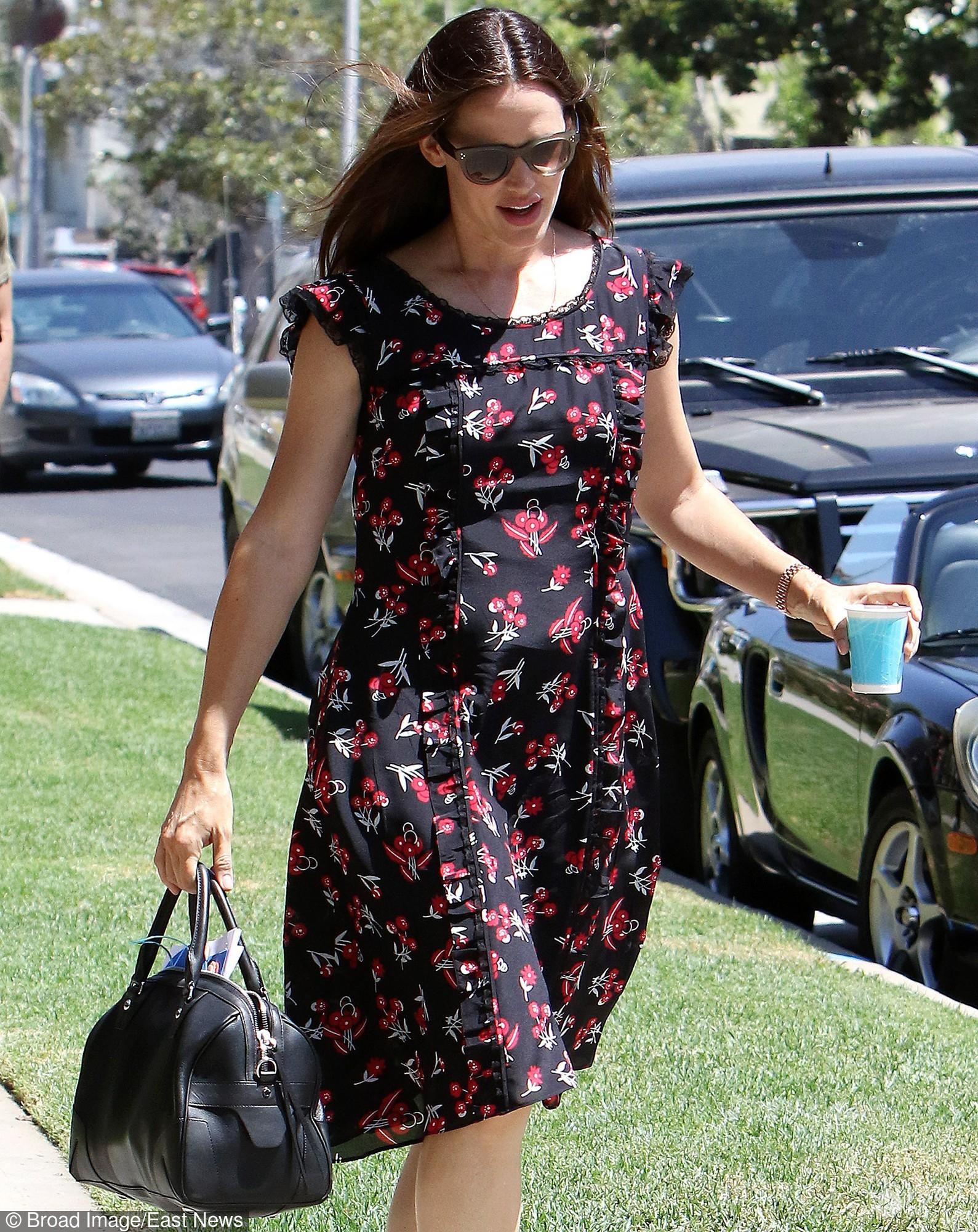 Jennifer Garner jest w ciąży?