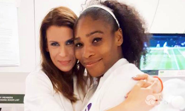 Marion Bartoli, Serena Williams