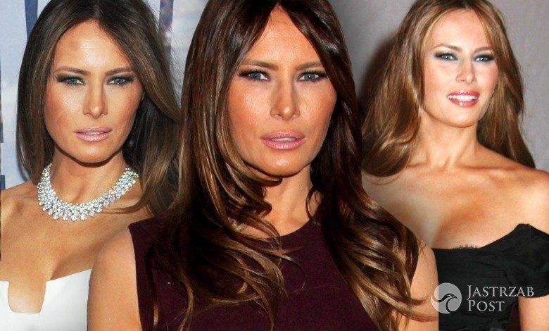 Melania Trump styl