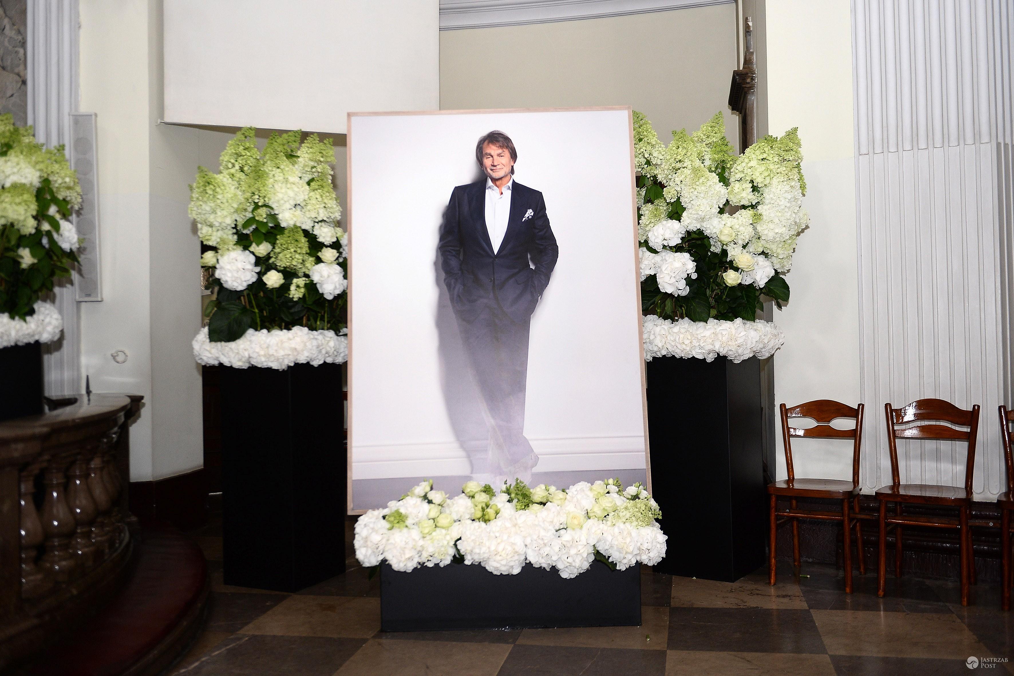 Msza za Jana Kulczyka w pierwszą rocznicę śmierci