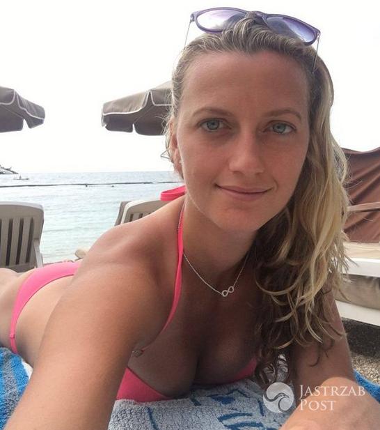 Petra Kvitova na wakacjach