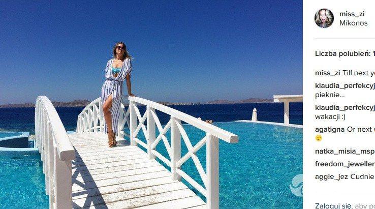 Greckie wakacje Zosi Ślotały