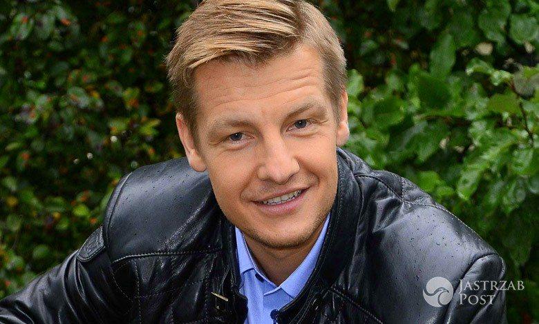 Rafał Mroczek zostanie ojcem