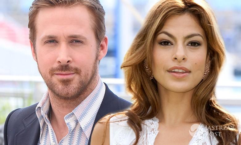 Ryan Gosling Eva Mendes slub