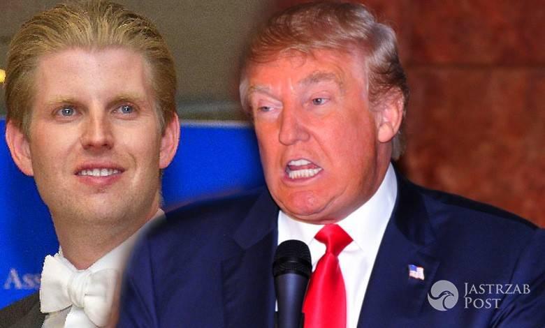 Eric Trump o Polakach