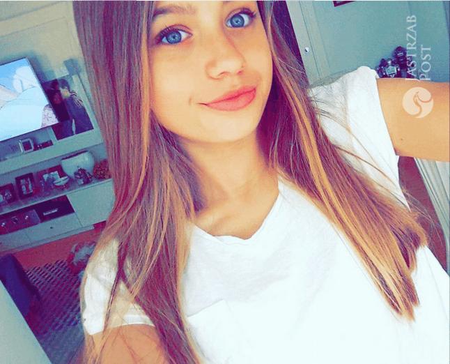 Oliwia Bieniuk urodziła się w październiku 2002