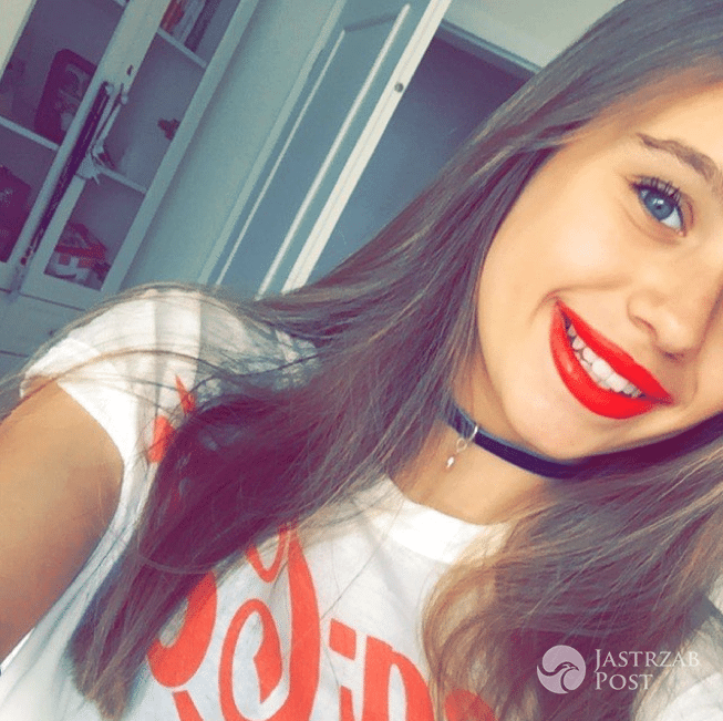 Piękna córka Ani Przybylskiej